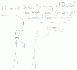 Doctor Who 5 The Lodger