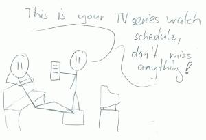 TV series junkies