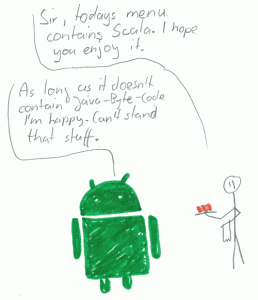 Scala on Android