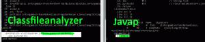 ClassAnalyer vs Javap