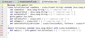 With Scala Plugin