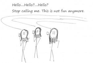 Hello. Hello? Hello??!!??