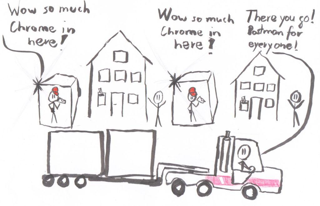 One Postman? More Postmen!